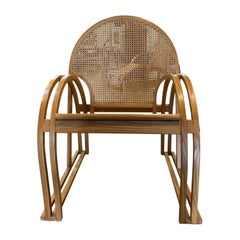 Vermont Tubbs Chair Art Deco Lounge Chair