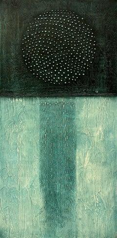 Rain, Painting, Acrylic on Canvas