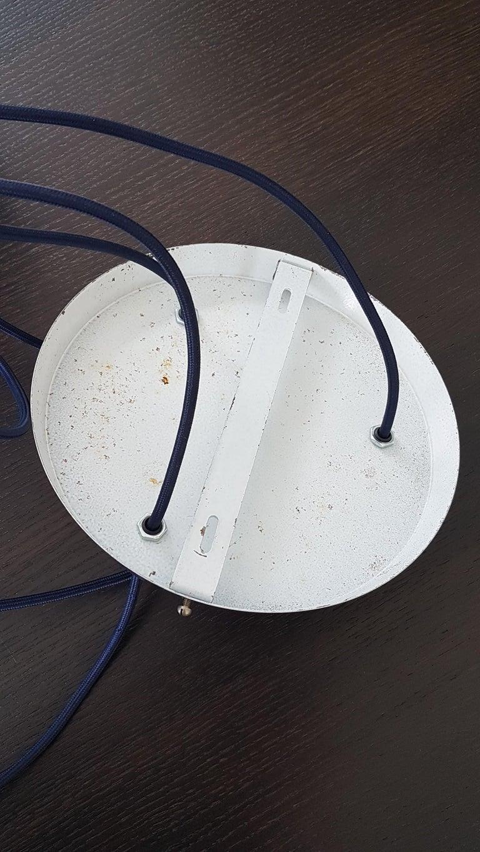 Verner Panton 1970s Flower Pot Cluster Lamp Ceiling Lamp For Sale 2