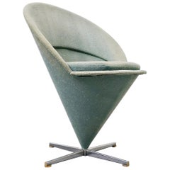 Verner Panton Cone Chair, First Edition