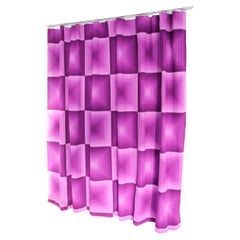 Verner Panton Curtain Panel, Tapestry, Fabric by Mira-X Collection, 1960s
