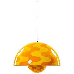 Verner Panton Flowerpot Light by Louis Poulsen, 1960s