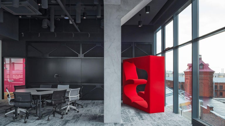 Swiss Verner Panton Living Tower by Vitra For Sale