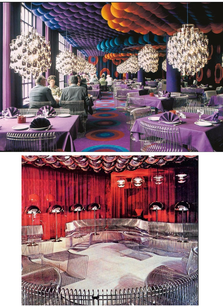 Verner Panton 'Pantonova' Six-Piece Living Room Suite for Fritz Hansen, 1971 For Sale 13