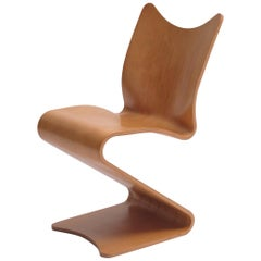 Verner Panton Pre-Production S-Chair No. 275, 1956