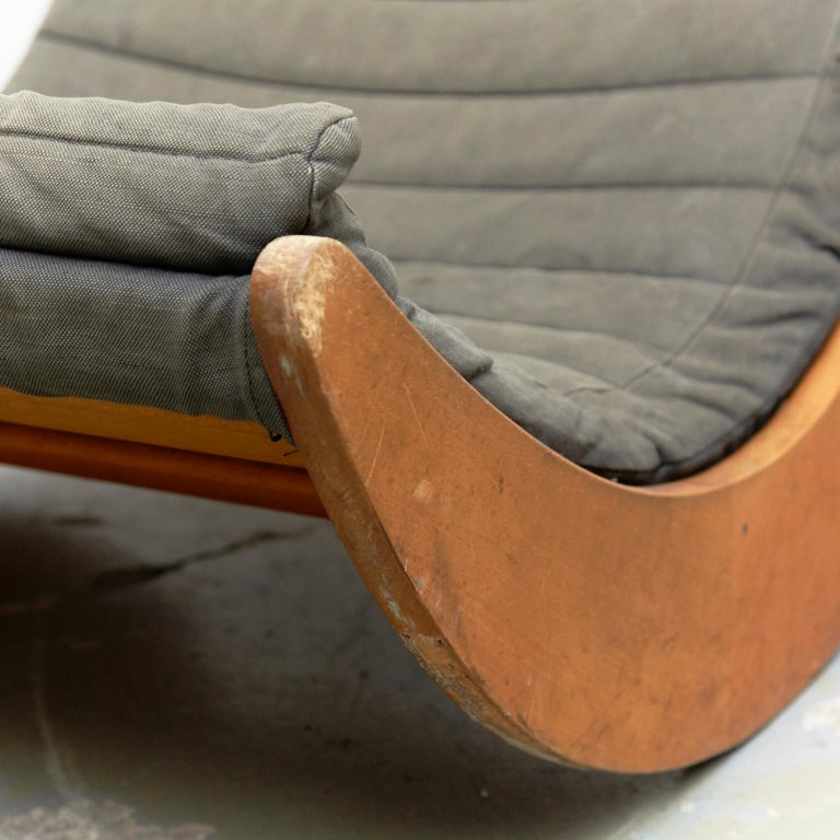 Verner Panton Relaxer Chair for Rosenthal, circa 1970 For Sale 5