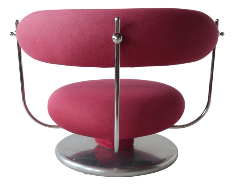 Verner Panton S401 Lounge Chairs For Sale 1