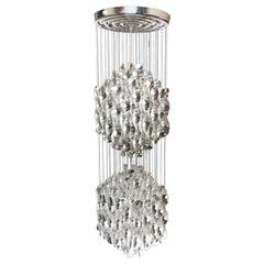 Verner Panton, SP2 Ceiling Light, Designed 1969