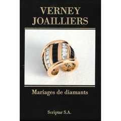 Verney Joailliers a Paris 'Book'