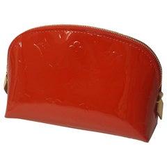 Verni  Pochette  Cosmetics  Womens  pouch M91496  Pomme Damour Leather