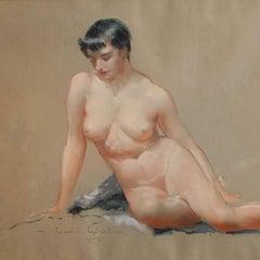 "Vernon Ward ""Nude Study"", 1953"