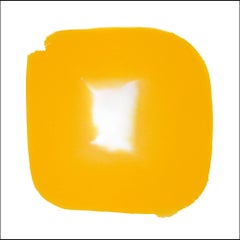 Aperture in Sunshine Yellow VI_Print Edition 12 of 20