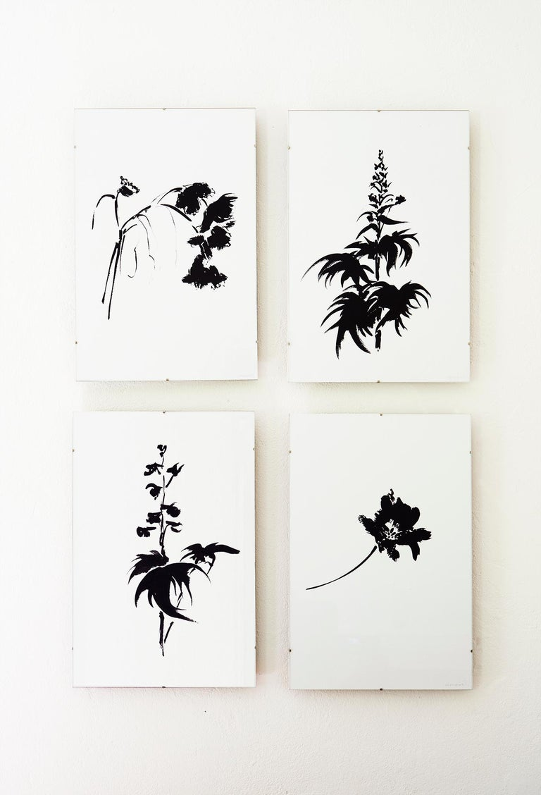Botanical Study · Delphinium #1_Edition 1 of 10 For Sale 6