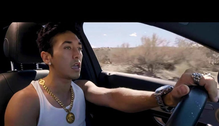 VERSACE 24K Gold Plated  Medusa chain Necklace  AS SEEN on BRENNEN TAYLOR in his video!  Matching bracelet is available in our store.  Not included in a listing.   Chain drop length: 17