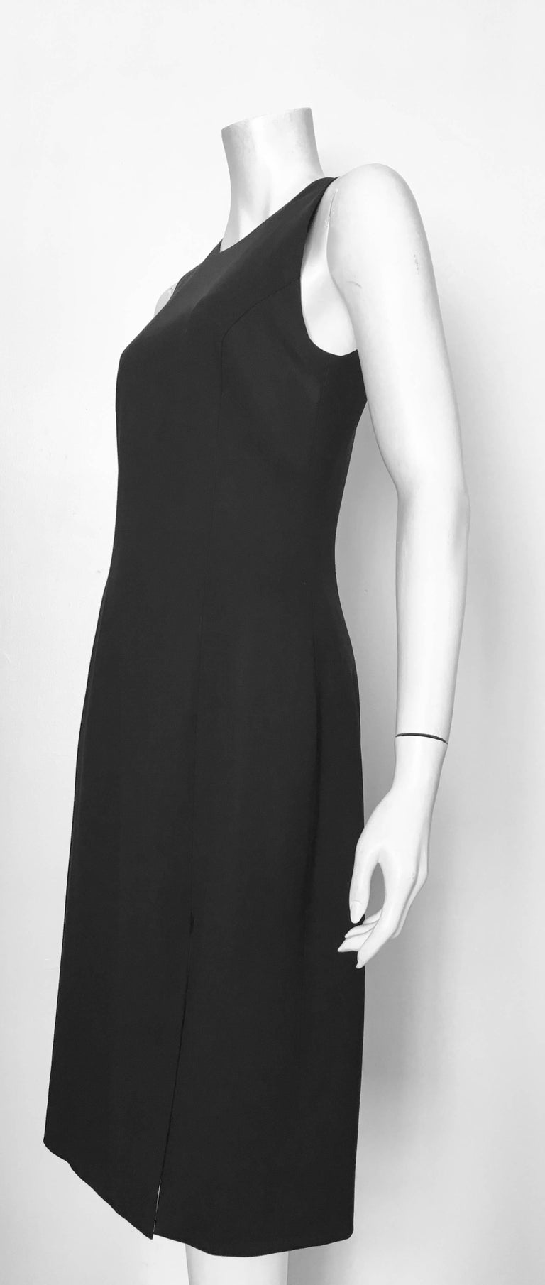Cheap With Paypal Outlet Choice Versace Sleeveless Sheath Dress w/ Tags Newest Online MGpal