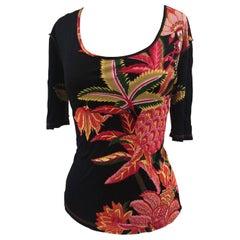 Versace cotton multicoloured t-shirt