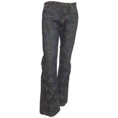 Versace jeans Couture denim jeans