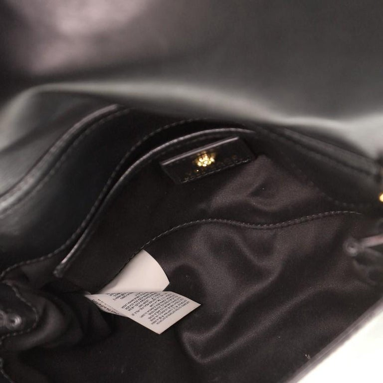 Women's or Men's Versace Medusa Chain Clutch Leather Small