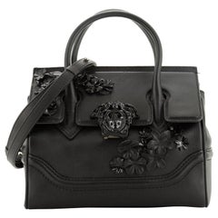 Versace Palazzo Empire Bag Leather with Applique Medium