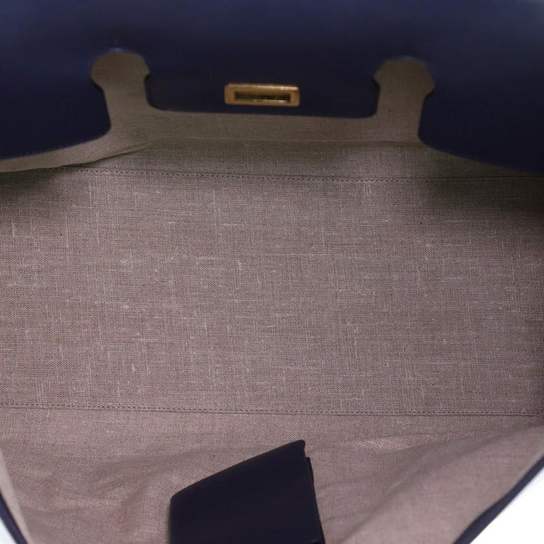 Versace Palazzo Empire Bag Leather XL For Sale 1