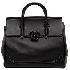 VERSACE Palazzo Empire Black Bag