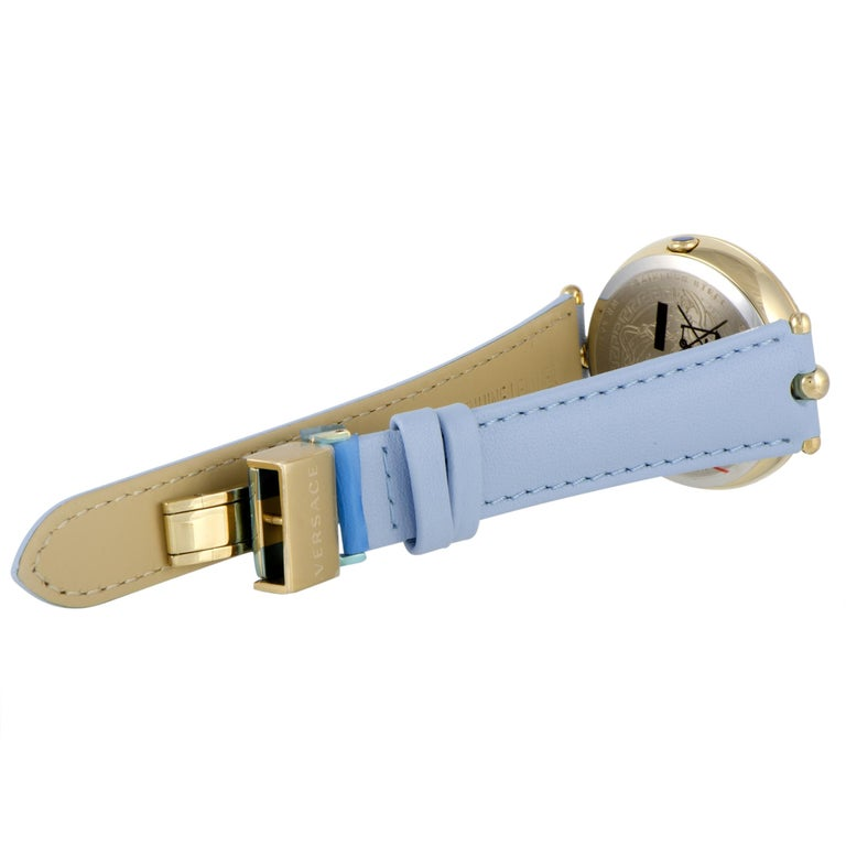 Women's Versace Palazzo Empire Quartz Watch VECQ00918 For Sale