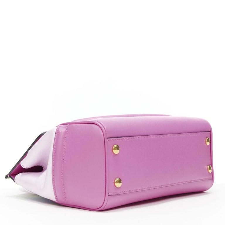 Women's VERSACE Palazzo Empire Small Technicolor Baroque pink Medusa tote bag
