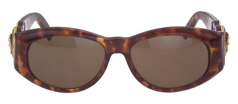 Classic Versace Sunglasses Mod 424/M Col 869
