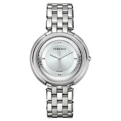 Versace THEA VA706/ 0013 Stainless Steel Quartz Watch