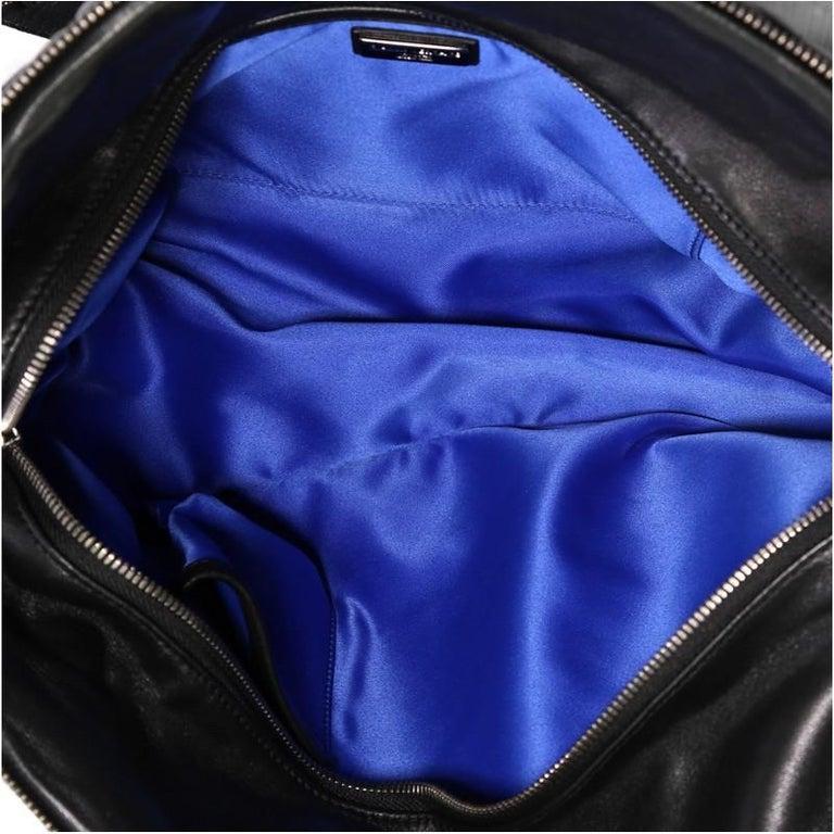 Women's or Men's Versace Vanitas Crossbody Bag Barocco Leather