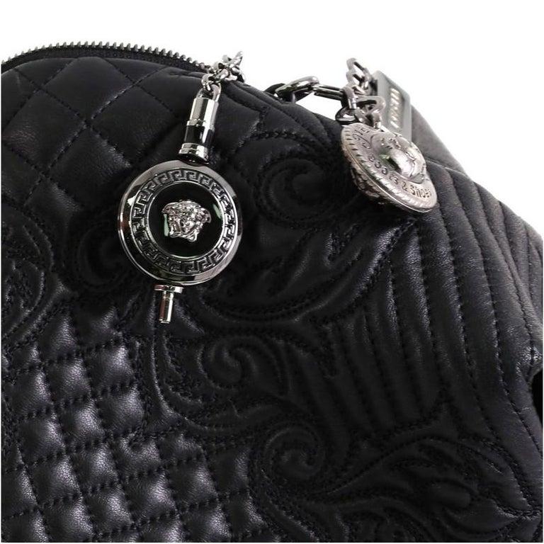 Versace Vanitas Crossbody Bag Barocco Leather 1