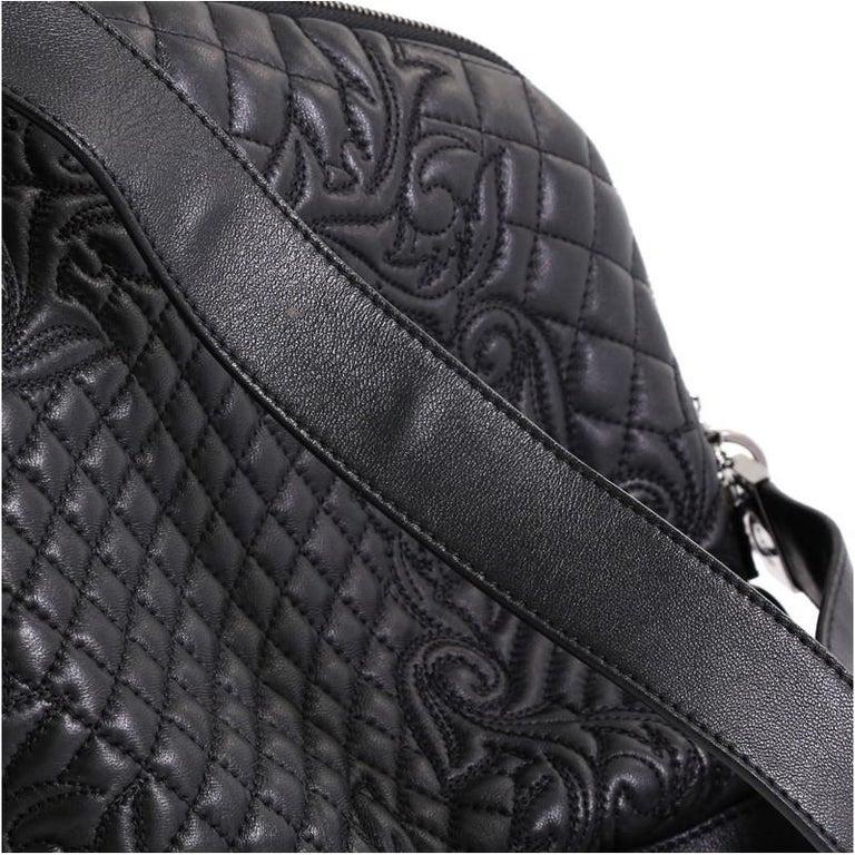 Versace Vanitas Crossbody Bag Barocco Leather 3