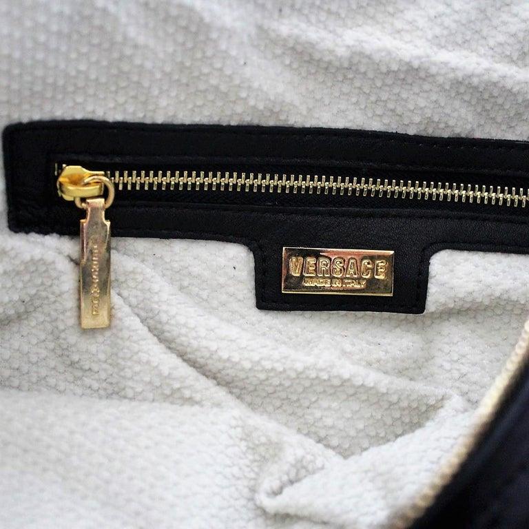 Versace Vanitas Shoulder Bag For Sale 2