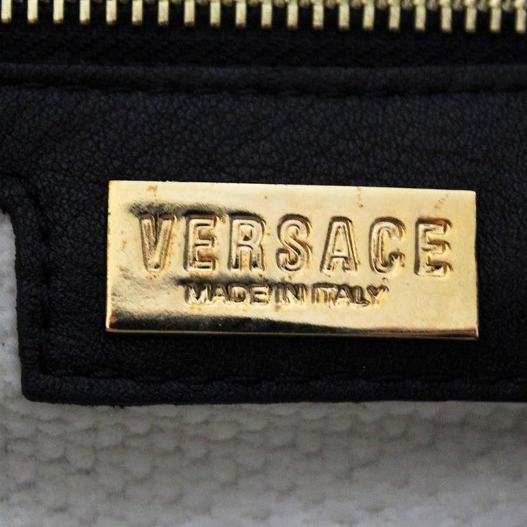 Versace Vanitas Shoulder Bag For Sale 4