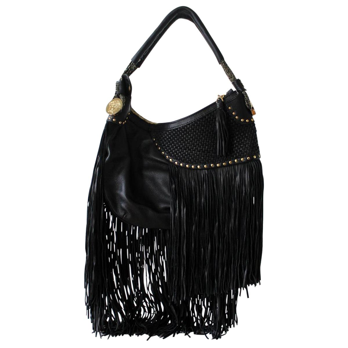 Versace Vanitas Shoulder Bag