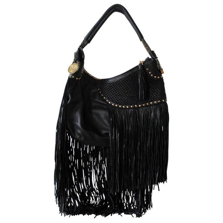 Versace Vanitas Shoulder Bag For Sale
