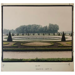 Versailles 1985, Luigi Ghirri, Chromogenic Photography from Negative/Single Copy