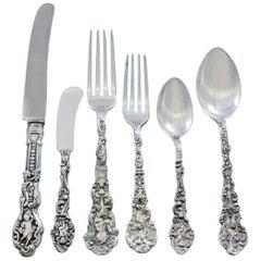 Versailles by Gorham Sterling Silver Flatware Service 12 Set 76 Pieces Dinner
