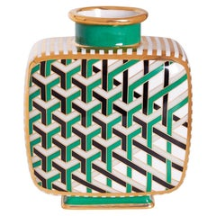 Versailles Porcelain Maze Vase