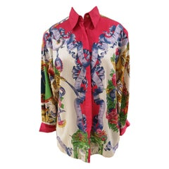 Versus by Gianni Versace Cotton Shirt