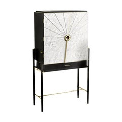 Vertigo Cabinet by Marmi Serafini