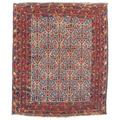 Very Beautiful Antique Afshar Rug