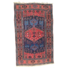 Very Beautiful Antique Bijar Rug