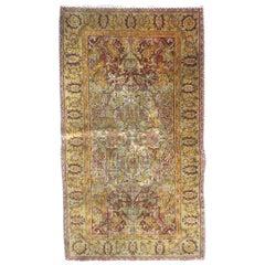 Very Beautiful Fine Antique Decorative Turkish Rug