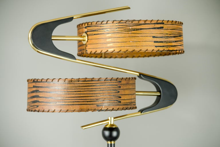 Mid-Century Modern Very Beautiful Floor Lamp, Italy, 1950s