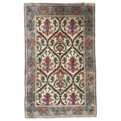 Very Beautiful Vintage Decorative Transylvanian Rug