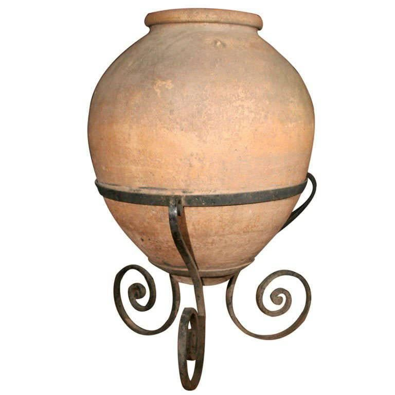 Very Early Jesuit Wine Vessel