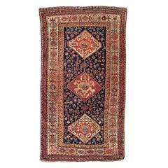 Very Fine Antique Ghashghai Rug