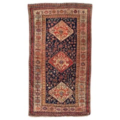 Very Fine Antique Ghashghai Rug