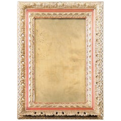 Very Fine Late 19th-Early 20th Century Gilt Bronze Picture Frame, G. Vigneron